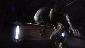 Alien Isolation is terrifying in VR