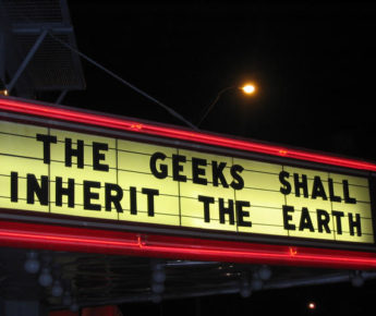 Geeks Inherit The Earth
