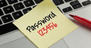 Passwords aren't enough anymore