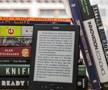 Kindle vs paper