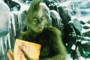 I'm trying not the be the grinch