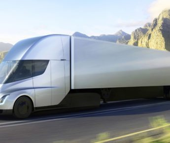 Tesla is expanding from cars to semi trucks