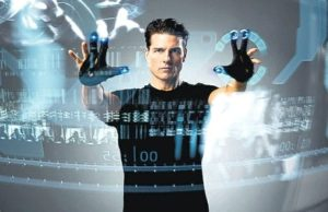 We're not far off Minority Report style interactions