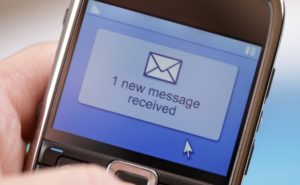 Over 23 billion messages were sent daily via SMS in 2015