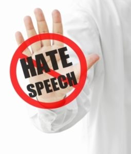 We all would like to remove hate speech but who should be the policing body