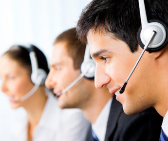 customers have all the time in the world to prepare for the call