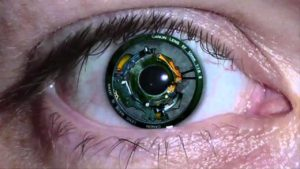 Could the lens of the future be a camera or even a laser