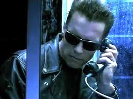 Is it a person you're speaking to or did you miss dial John Connor