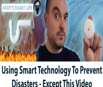 Using Smart Technology To Prevent Disasters - Except This Video