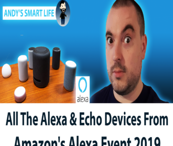 All The Alexa & Echo Devices From Amazon's Alexa Event 2019