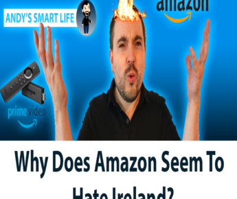 Why Does Amazon Seem To Hate Ireland?