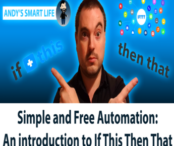 Simple and Free Automation: An Introduction to If This Then That